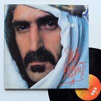 "LP Frank Zappa  ""Sheik Yerbouti"""