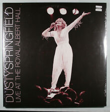 DUSTY SPRINGFIELD Live at the Royal Albert Hall SEALED DOUBLE VINYL/1979 CONCERT