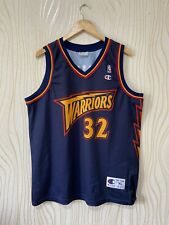GOLDEN STATE WARRIORS BASKETBALL SHIRT JERSEY CHAMPION NBA JOE SMITH sz XL