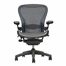 Herman Miller Aeron Office Chair - Graphite, Size B