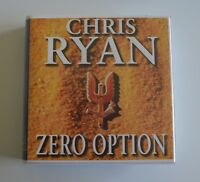 Zero Option: by Chris Ryan - Unabridged Audiobook - 11CDs