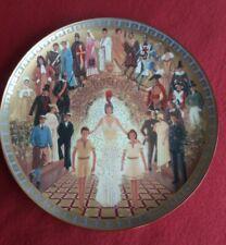 """""""Happy & Glorious"""" Millenium Plate/Plaque"""