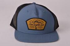2020 NWT MENS 686 TRUCKER SNAPBACK HAT $35 One Size Goblin Blue/ Gold