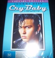 Cry Baby (John Waters Film) ( Johnny Depp) (Australia Reg 4) DVD – New