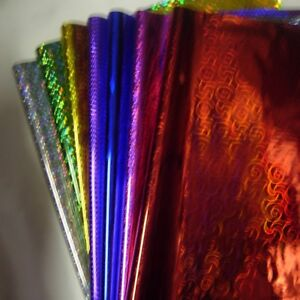 Metallic Gift Wrapping Paper 50cmx70cm In Silver, Gold...., Widding Christmas