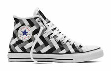 Converse All Star Chuck Taylor Woven High Casual Sneakers 12 Men's - 14 Women's