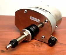 "Marine Boat Heavy Duty Self Parking SS Wiper Motor 110 Deg Adjustable 2.5"" Shaft"