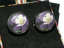 PAUL SMITH ENAMEL CERAMIC CUFFLINKS NEW BOXED VERY RARE SOLD OUT