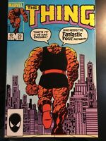 The Thing Volume 1 #23 May 1985  Marvel Comics Stan Lee