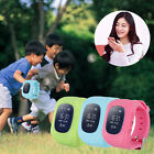Anti-lost Child GPS Positioning Tracker Smart Wrist Watch Q50 For Android IOS