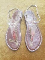 New Sam Edelman Brand new Gigi adjustable Thong sandals 7, 7.5, 8, 8.5 9 9.5