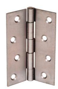 Brand New 75mm Steel Butt Hinge #17