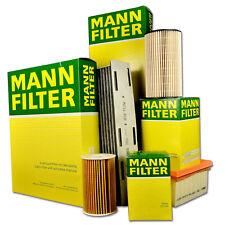 MANN Luftfilter Ölfilter Innenraumfilter Filter Set  Mercedes E-klase W211 CDI