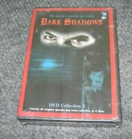 Dark Shadows Collection 2 Box DVD 2003 4-Disc Set 40 Episodes NEW Sealed Vampire