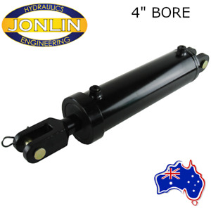 """4"""" BORE AG Series - Agricultural Hydraulic Cylinder - Proudly Australian Made"""