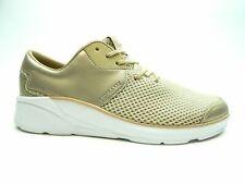 NEW SUPRA NOIZ Women Shoes Rose Gold White 98026-673 SIZE 5