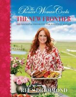 THE PIONEER WOMAN COOKS New Frontier by Ree Drummond 2019 NEW Cookbook Hardcover