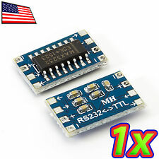 [1x] MAX232 RS-232 MAX3232 to Serial UART TTL Voltage Converter Module 3.3V 5.0V
