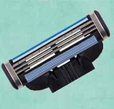 4pcs Men's 3 Layers Shaving Razor Refills Cartridge Blade For MACH 3 US