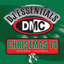 DMC DJ Essentials Christmas Vol 14 - More Fresh And Classic Xmas Cuts CD