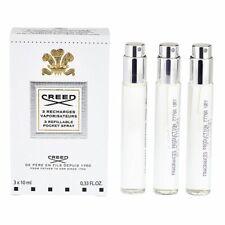 Creed Aventus,eau de parfum Travel Set 3x10 m / 0.33 oz