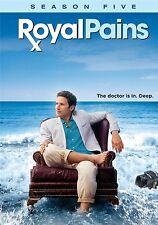 Royal Pains . The Complete Season 5 . Mark Feuerstein . Staffel . 3 DVD . NEU