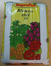 Blumenerde Qualitätserde- 10l  Grundpreis 0,59€/l Supraflor Erde incl. Versand