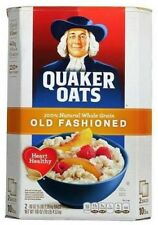 New Quaker Oats Old Fashioned Oatmeal - Reduce Cholesterol, 100+ Servings 10-lb