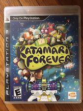 Katamari Forever (Sony PlayStation 3, 2009) Complete