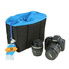 Shockproof Padded Foldable Camera Bag Insert Protective Case for SONY Canon Fuji