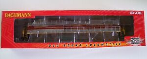 Bachmann 66010 HO SD70ACe DCC/Sound w/Ditchlights Del, Lack & Weste Heritage NIB
