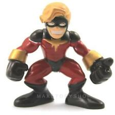Free Ship Marvel Super Hero Squad Captain Marvel Figure Fk74