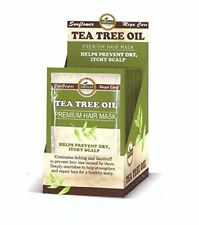 1PC Difeel Tea Tree Oil Hair Mask Helps Prevent Dry Itchy Scalp 1.75oz