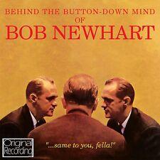 Bob Newhart - Behind The Button Down Mind CD