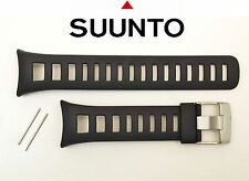 Suunto  watch band strap Quest original Rubber  Black 2 pins