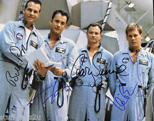 Apollo 13 Signed 8x10 RePrint Auto Tom Hanks , Kevin Bacon, Gary Senise NASA