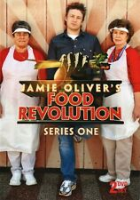 Jamie Oliver's Food Revolution: Season 1 (DVD, 2013, 2-Disc Set), NEW SEALED R4