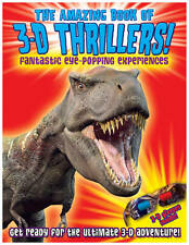The Amazing Book of 3D Thrillers!,Paul Harrison,New Book mon0000067013