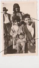 Old Photo Original  Gypsy of Romania