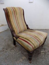 Antique Style Chairs with Wheels