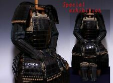 Japan Antique Edo okegaw do Yoroi set koshirae armor katana kabuto samurai Busho