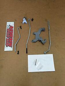 Mopar 318 340 360 4BRL Passing Gear Kick Down Linkage Set A B E  Body 904 Trans.