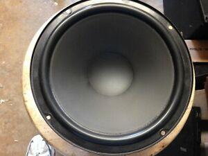 JVC SP-PW37  Powered Subwoofer - Original 8 inch Rubber Woofer Speaker