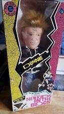 "Official New Kids On the Block ""DONNIE"" Huggable doll. VINTAGE HASBRO 1990 NIB"
