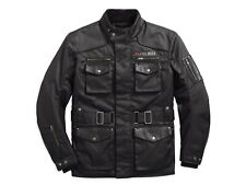 HARLEY-DAVIDSON® MEN'S DESTINATION WATERPROOF TEXTILE JACKET 97222-18EM MEDIUM