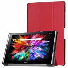 Slim Lightweight PU Leather Standing Cover for Acer Iconia One 10 A3-A50 Tablet