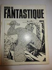 Reliure  Miroir du Fantastique 1968, du N°1 AU N°9