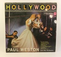 Hollywood Paul Weston and his Orchestra Columbia CL 1112 Demonstration Promo