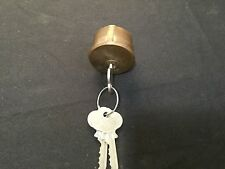 Antique Mortised Cylinder w/ keys - Locksmith