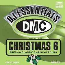 DMC DJ Essentials Christmas Vol 6 Fresh & Classic Christmas Cuts & Remixes Xmas
